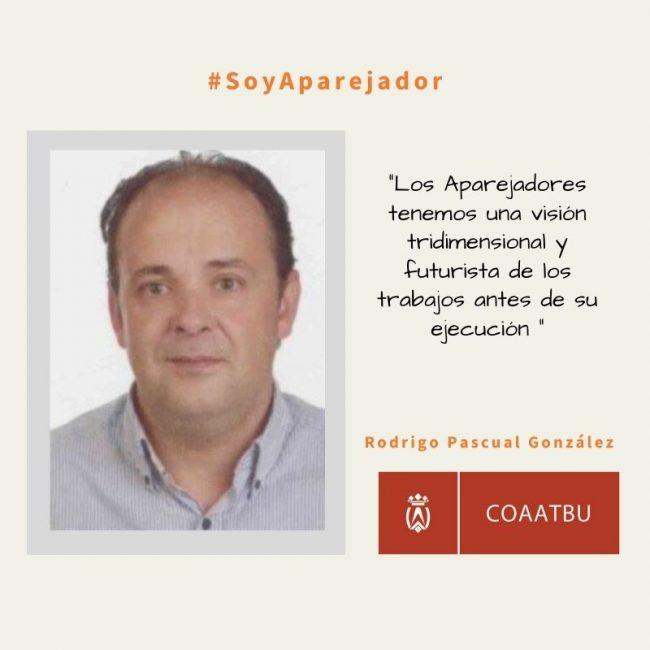 #SoyAparejador 3 - Rodrigo Pascual Gonzalez